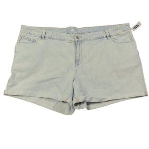 [Old Navy] Boyfriend Shorts - Size 24 Plus